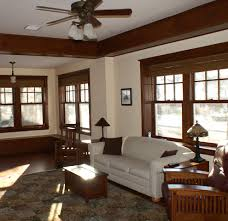 Craftsman Style Living Room Home Decor Easy Ceiling Colors Design