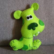 blues clues green puppy plush. Polka Dots Blues Clues Green Puppy Plush U