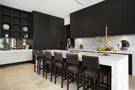 Luxury Melbourne Home With Pillared Entry And Interior Courtyards Awesome Modern Kitchen Designs Melbourne
