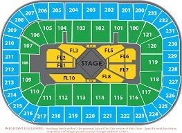 Seating Maps Bon Secours Wellness Arena
