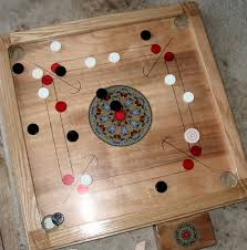 Wooden Board Games Canada Crokinole World 87