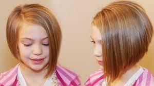 قصات شعر للاطفال البنات الصغار
