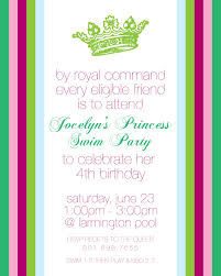 comely princess pirate party invitation ideas features party dress ravishing princess birthday party invitations printable