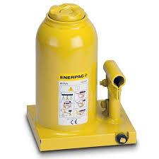 Zoom. # Enerpac 20 Ton Industrial Bottle Jack, GBJ020