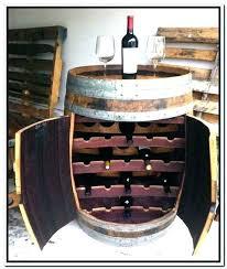 wine barrel bar plans. Wine Barrel Cabinet Lovely Rack . Bar Plans
