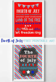 fourth of july art