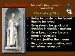 machiavelli the prince essay prince essay questions