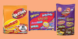where to the est candy this year best candy to