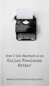 how i got started as an online lance writer jpg here s how i got started as an online lance writer