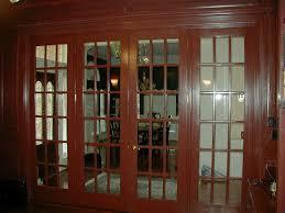 Glass Home Office Door
