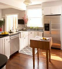 Small Space Kitchen Island Ideas Bhgcom Better Homes Gardens