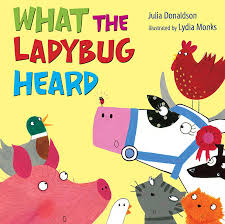 a typical modern day children s book packed full of color and simple but adorable character ilrations