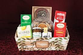 breakfast gift basket our breakfast basket includes a lovely set of coffee tea scone