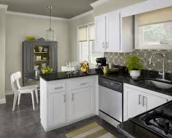 Yellow And Gray Kitchen Decor Kitchen All White Kitchen Minimalist White Floating Cabinets In