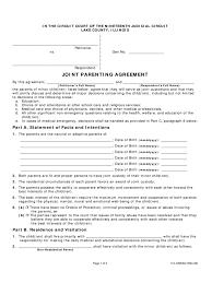 Custody Agreement Template 017 Joint Custody Agreement Template Ideas Shared Parenting