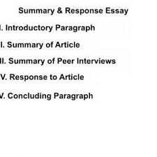 summary and response essay summary essays help writing thesis   summary response essay examples response essay summary response example resume ideas example