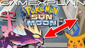 Did Pokémon Sun & Moon Tease Gigantamax Toxtricity 3 Years Before It Was  Revealed?! (Secret) - YouTube