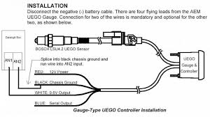 wiring diagram aem wideband o2 sensor wiring diagram everything Three Wire O2 Sensor Wiring at 02 Sensor Wiring Diagram Infinity