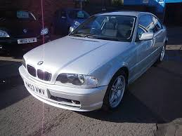 BMW 3 SERIES 2.0 318CI SE 2DR Manual For Sale in St Helens - L & S ...