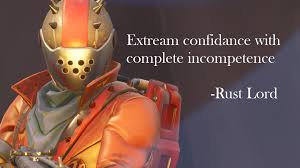 If Skins Gave Motivational Quotes Heres Rust Lord Fortnitebr
