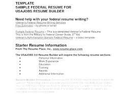 Usa Job Resume Builder Job Resume Templates Download Download Top