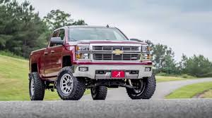 2014 Chevy Z71 with 6