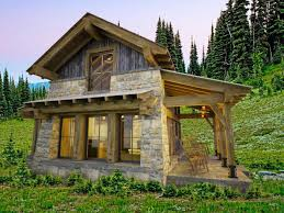 Small Cabin Design Ideas Book Cottages Designs Floor Plans: Full Size ...