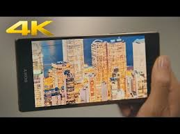sony xperia z5 premium gold. video of sony xperia z5 premium gold