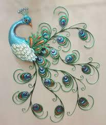 Ceramic art tile with birds wall decor/ trivet. Metal Birds Wall Art Ideas On Foter
