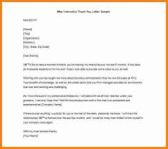 9 Thankyou Letter Template Quick Askips