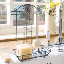 Kitchen Tidy Kitchen Sink Tidy With Brush By Dibor Notonthehighstreetcom