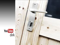 How To Unlock A Locked Door 044 How To Open A Door Without A Key Youtube