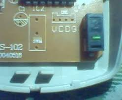 ps 2 mouse from big lots wiring help components i am trying to fix a mouse that is ps 2 but the er points underneath the board here is a picture of the ps 2 mouse board