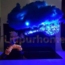 do it yourself led lighting. Online Shop Dragon Ball Son Goku Kamehameha DIY Led Lights Bulb Lamp  Z Super Saiyan Cloud Night For Gift | Aliexpress Mobile Do It Yourself Led Lighting