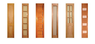 solid wood bifold closet doors photos