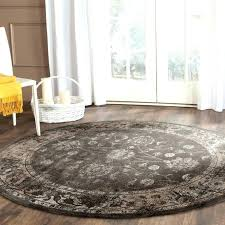 6 foot round rug decoration 9 area rugs 5 ft within inspirations 7 6 foot round rug