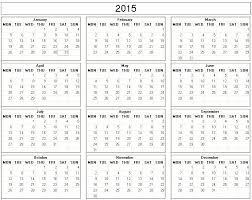2015 Calendar Page Sun Calendar 2015 Under Fontanacountryinn Com