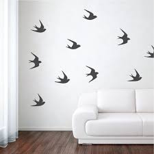 Small Picture Sparrows Wall Decals Design Packs Walls Need Love