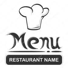 Restaurant Name And Logo Restaurant Logo Stock Vector Yakstudio 31331859