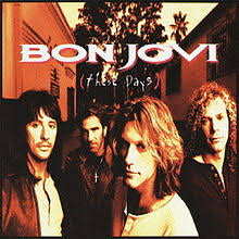 Pop Charts 1995 These Days Bon Jovi Album Wikipedia