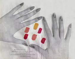 nails and nail lacquer