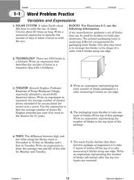 parallel and perpendicular lines worksheet algebra 1 answers inspirational collection of business math word problems worksheets