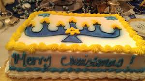 Publix Sold Someone This Hanukkah Cake With Merry Christmas On The