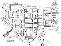 downtown links to maps of johnstown, pa on pa printable map