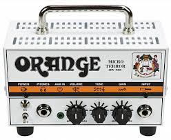Купить <b>Гитарный усилитель Orange</b> Micro Terror MT20 с ...