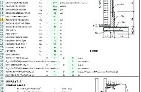 masonry retaining wall retaining wall design spreadsheet masonry retaining wall design masonry retaining wall blocks