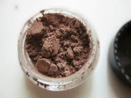 eye shadow pigment liner in cocoa puff