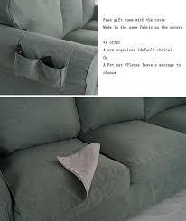 kivik sofa cover custom made cover fits