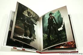 tomb raider definitive edition art book packaging xbox one americas