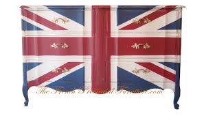 british flag furniture. Ordinary British Flag Furniture My French Provincial Dixie Union Dresser Makeover New G